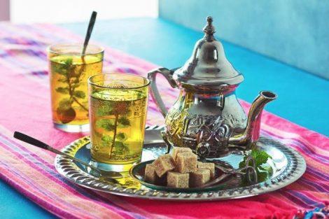Té marroquí: receta para hacer un té verde con menta de Marruecos
