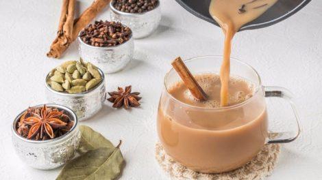Delicioso té yogui