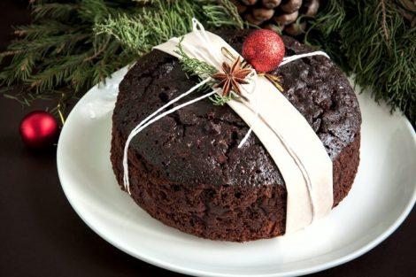 Receta de torta negra venezolana: con frutos secos y cacao