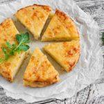 Tortilla de patatas vegana: 3 recetas deliciosas
