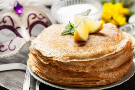 Tortitas de Carnaval: receta ideal para el martes de Carnaval