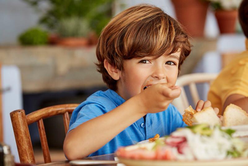 Tratamiento de la anemia en niños