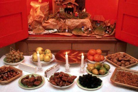 Cómo hacer los Trece Postres (Treize desserts): postre navideño francés