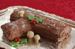 Delicioso Tronco de Navidad