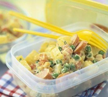 Los mejores alimentos para los tuppers del colegio