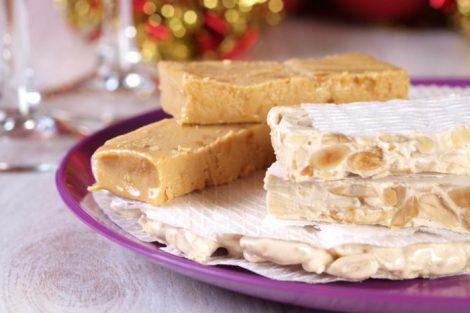 Recetas de turrones sin azúcar: para una Navidad deliciosa