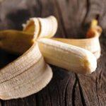 Que hacer con la cáscara de plátano: usos increíbles