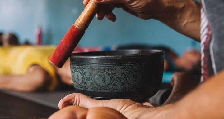Resultado de imagen de cuenco tibetano
