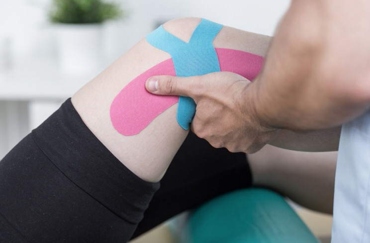 Para qué sirven las bandas de color para lesiones