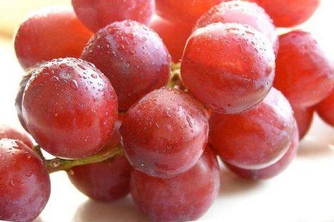 Para qué son buenas las uvas