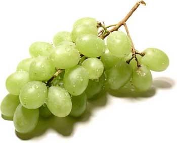 Uvas para la hipertensión arterial
