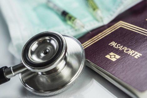 Vacunas necesarias para viajar
