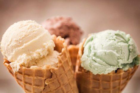 Información nutricional de helados y polos: ricos en proteínas y calcio