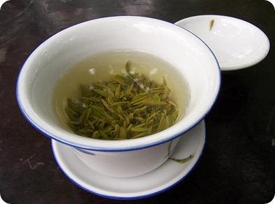 Informacion nutricional del te