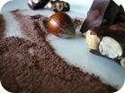 Valores nutricionales del chocolate