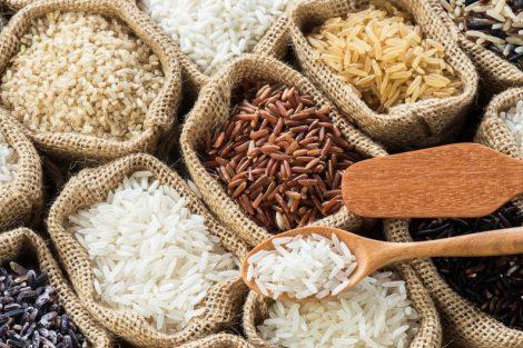 Tipos de arroces y principales variedades de arroz