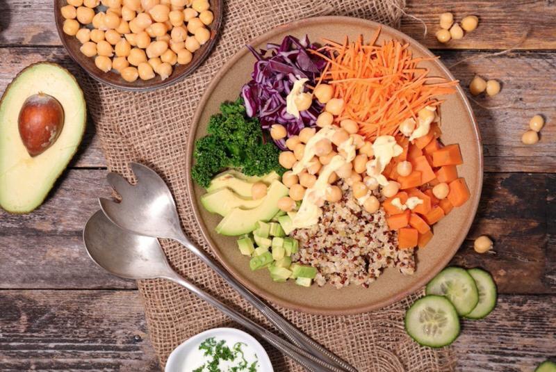 Verduras en la Cocina Macrobiótica