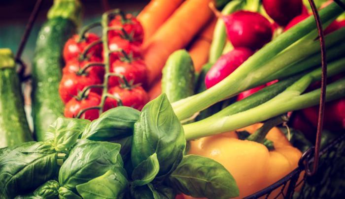 Verduras diuréticas