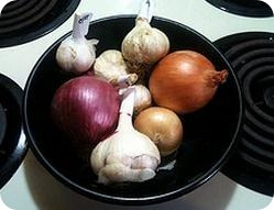 verduras gripe