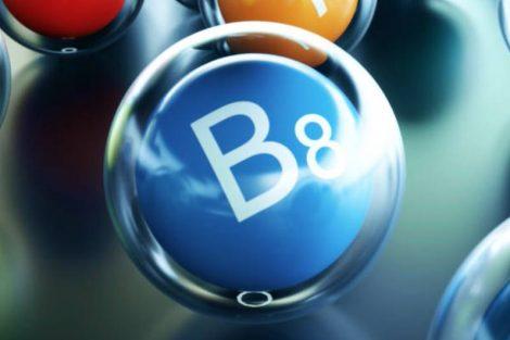 La vitamina B8 o biotina (vitamina H)