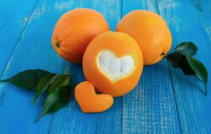 La vitamina C ayuda a prevenir enfermedades cardiovasculares