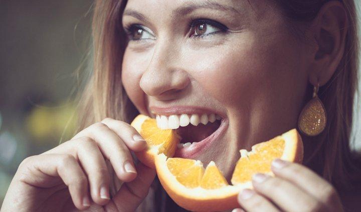Los beneficios de la vitamina C para el otoño y el invierno