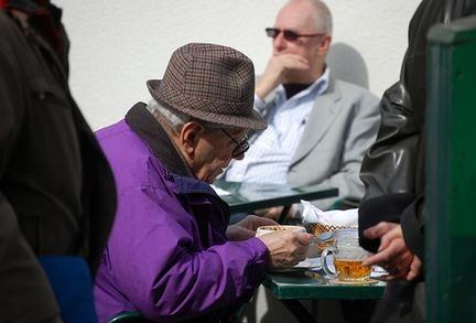 Vitaminas para personas mayores (tercera edad)