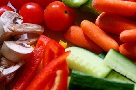 Qué comer para obtener todas las vitaminas