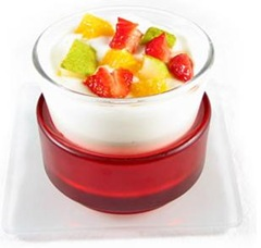 Yogur: bueno para el estómago
