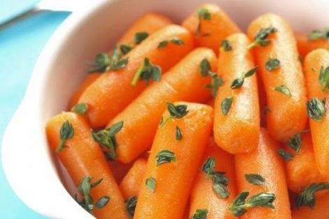 Remedio eficaz contra la indigestión con zanahoria hervida