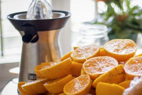 ¿El zumo de naranja pierde la vitamina C?
