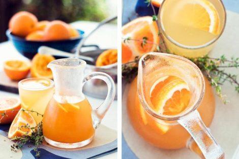 El zumo de naranja NO previene ni cura el resfriado ni la gripe
