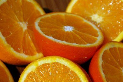 Zumo de naranja para la gripe y el resfriado