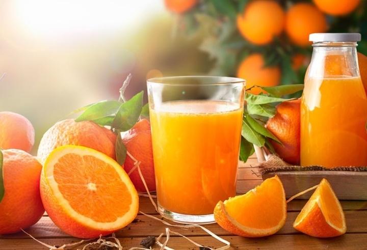 Zumo o jugo de naranja