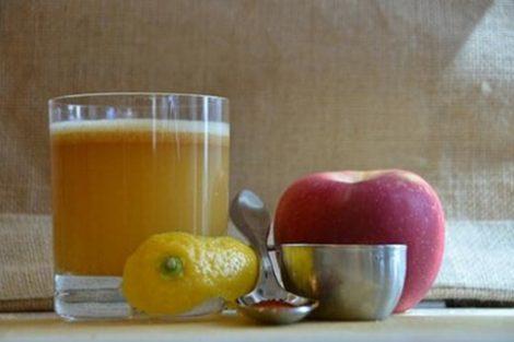 Recetas de zumos para bajar la tensión arterial alta